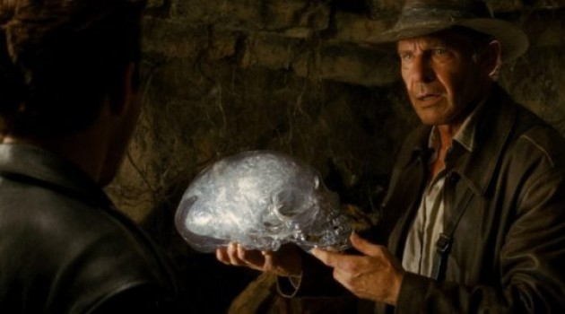 The Forg-aught-ens: Indiana Jones and the Kingdom of the Crystal Skull