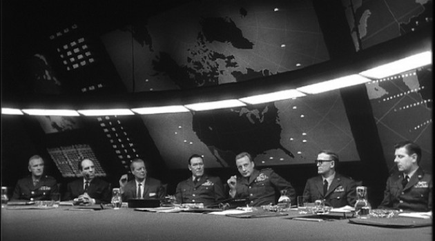 Dr. Strangelove or: How I Learned to Stop Worrying and Love the Bomb Review