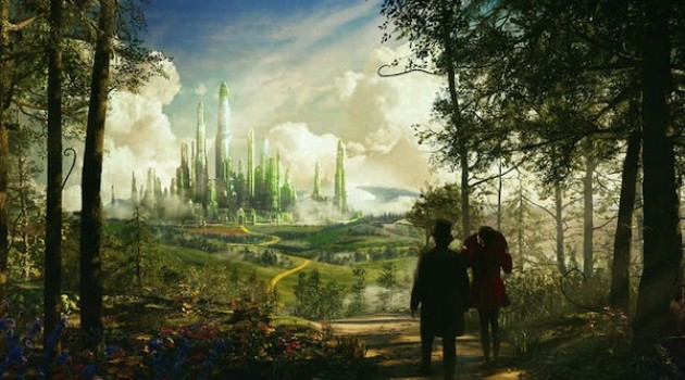 Oz: The Great and Powerful Review