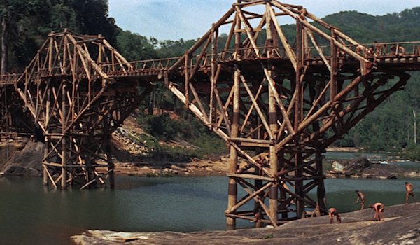 The Bridge on the River Kwai: Movie Review  John Likes Movies