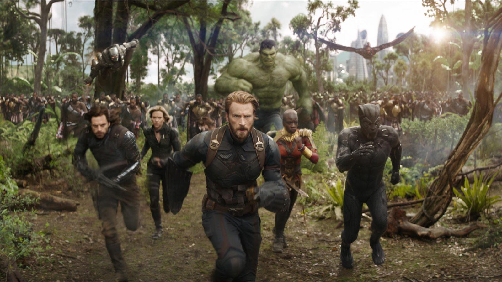 Avengers: Infinity War Review