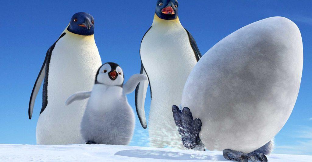 Happy Feet, original movie