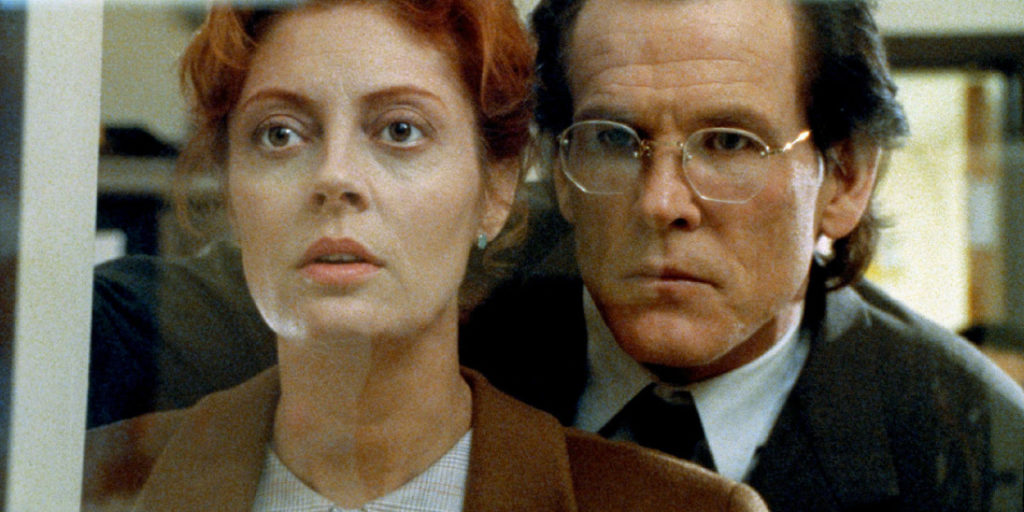Susan Sarandon and Nick Nolte in Lorenzo's Oil