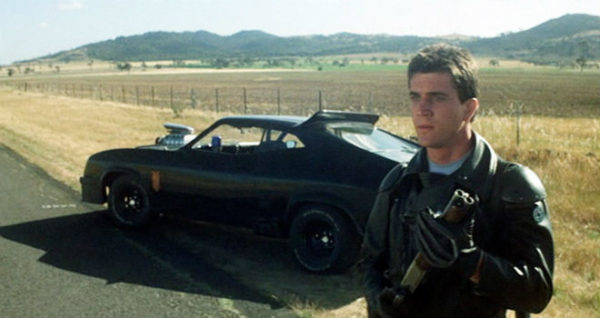 Mel Gibson in the original Mad Max